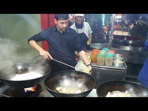 Chicken Karahi Recipe   How to Make Chicken Karahi in Restaurant style Street Food Karachi Pakistan