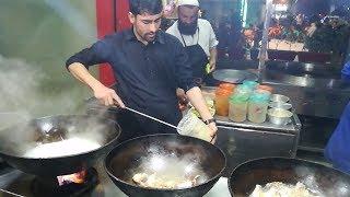 Chicken Karahi Recipe | How to Make Chicken Karahi in Restaurant style Street Food Karachi Pakistan