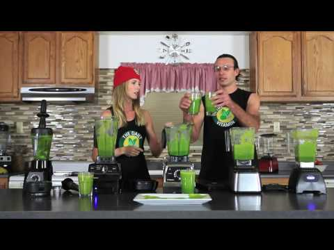 Best Blender for Juicing. Blendtec vs Vitamix Blender Juicing Blend Off Featuring a Dr. Oz Juice