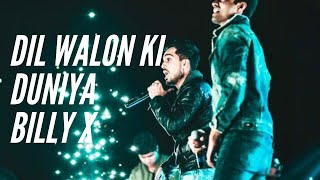 Video Billy-X - Dil Walon Ki Dunya ft. Umar Imtiaz download MP3, 3GP, MP4, WEBM, AVI, FLV Agustus 2018