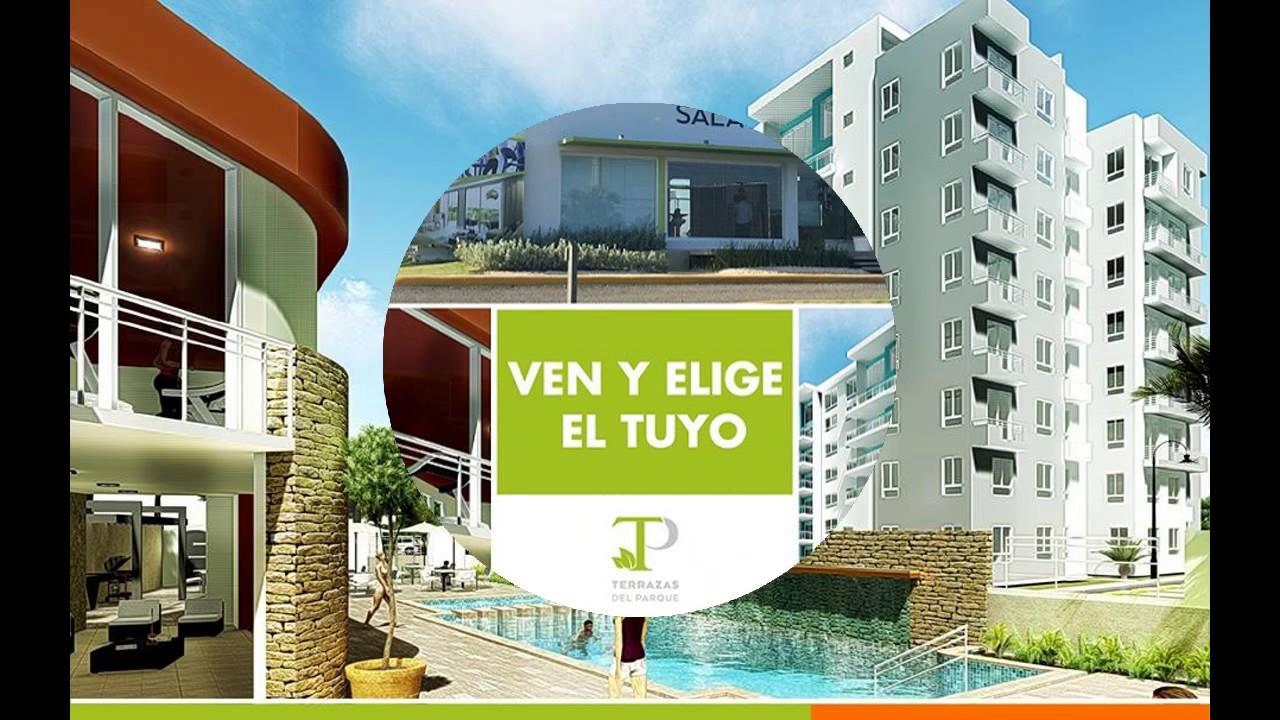 Residencial Terrazas Del Parque En Santo Domingo Norte By