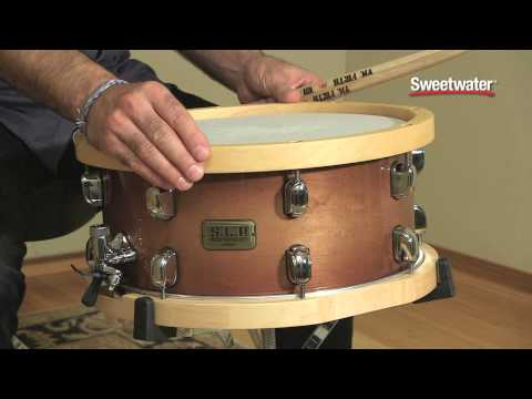 Tama S.L.P. Series Snare Drum Review - Sweetwater Sound