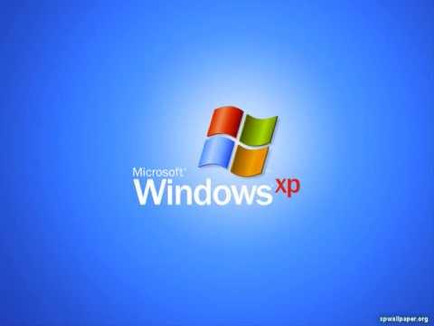 Microsoft Windows XP Shutdown Sound