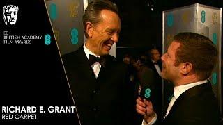 Richard E. Grant's Red Carpet Interview | EE BAFTA Film Awards 2019