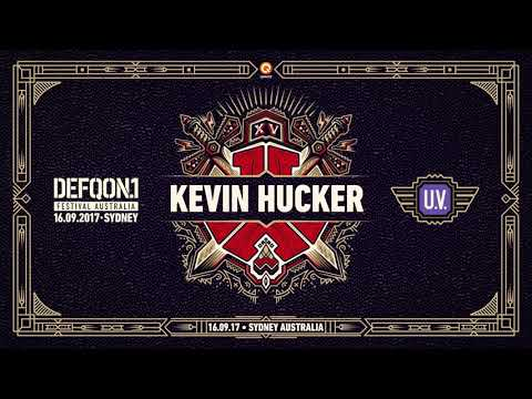 The Colours of Defqon.1 Australia | UV mix by Kevin Hucker