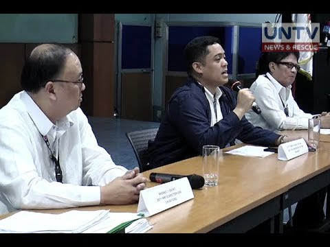 DOTr closely monitors rehabilitation and maintenance works in MRT-3