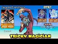 Tricky Magician best Meta Destruction???| King of Games|[Yu-Gi-Oh! Duel Links]