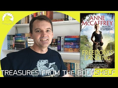Freedoms Landing | #1 Treasures from the Bookshelf