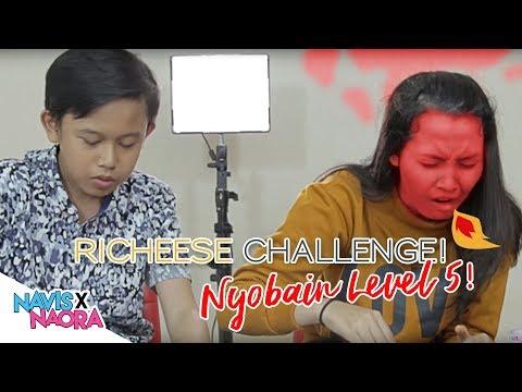 RICHEESE CHALLENGE! Nyobain Level 5 Naora Nyerah..