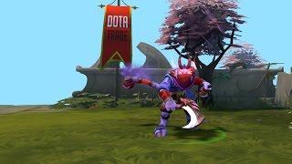 Monstrous Reprisal Riki Versuta set custom ability icons preview Dota 2