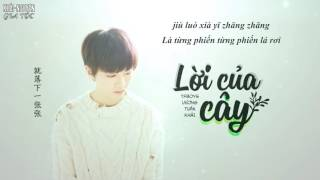 [Vietsub Audio] TFBOYS Vương Tuấn Khải (Wang JunKai - 王俊凯) - Lời của cây (树读)