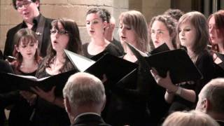 Laudate Nomen Domini - Christopher Tye, performed by Cantata Choir
