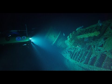 U-576 and Bluefields: A Dive into History