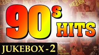 Download Best of 90's Hindi Songs (HD) - Jukebox 2 - Non Stop Bollywood Old Hits (1990-1999) MP3 song and Music Video