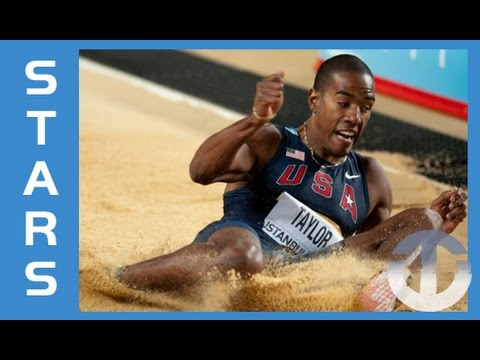 Christian Taylor | 2x Olympic Triple Jump Champion | Trans World Sport