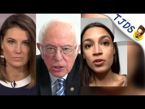 Progressive Media Starts Criticizing AOC & Bernie