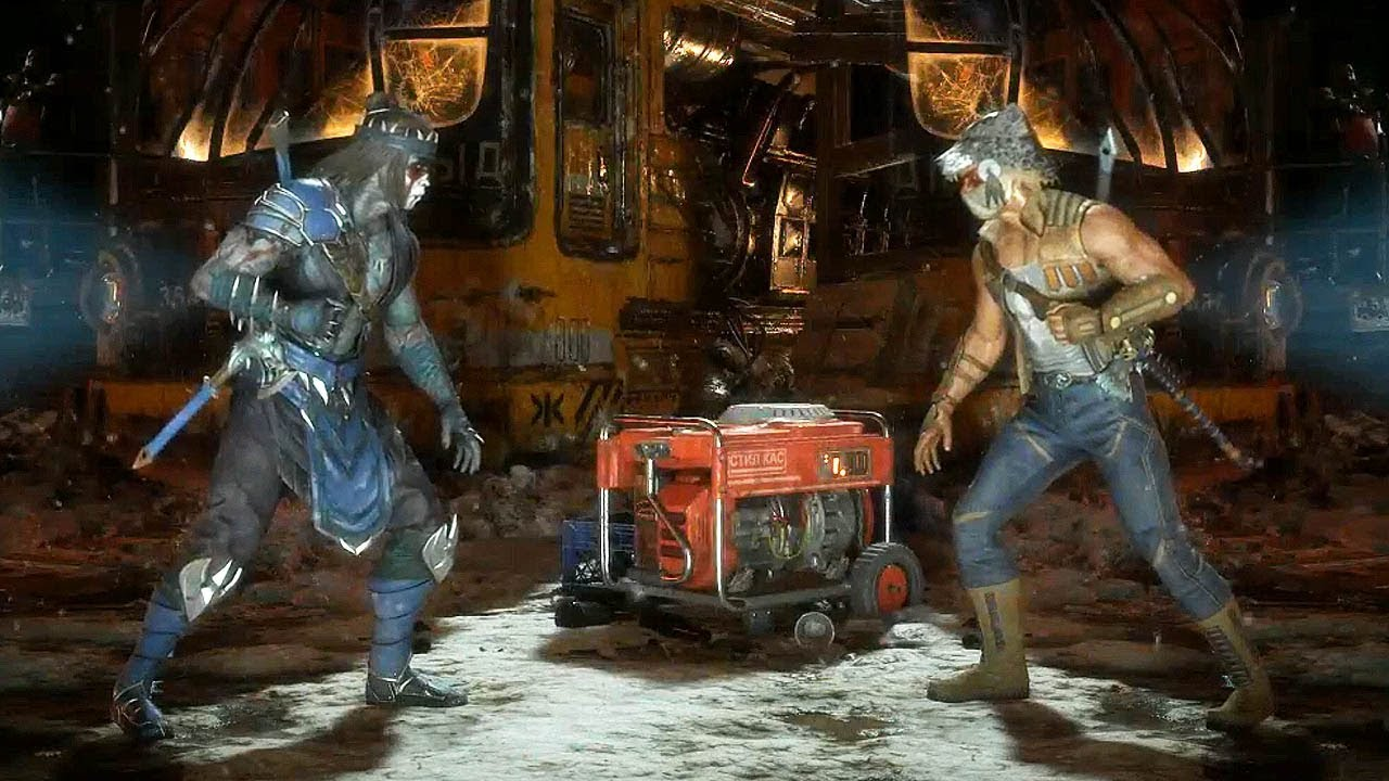 Watch Mortal Kombat 11 - Nightwolf DLC Gameplay Breakdown! NEW Skins