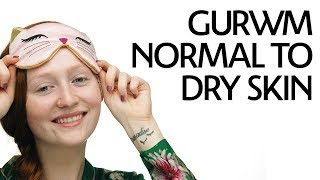 Get Unready With Me: Normal to Dry Skin Routine | Sephora