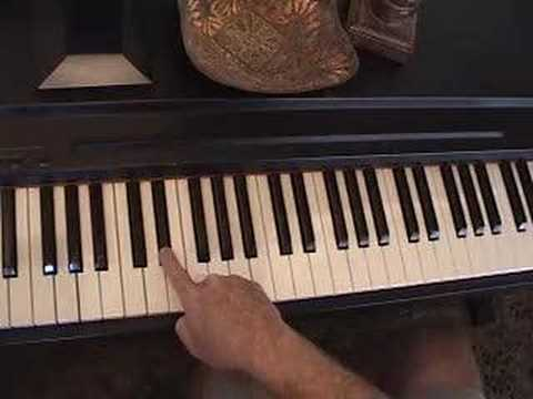 Sharp and Flat Keys  beginner piano lesson