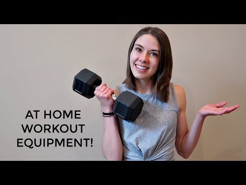 My Home Gym Equipment!