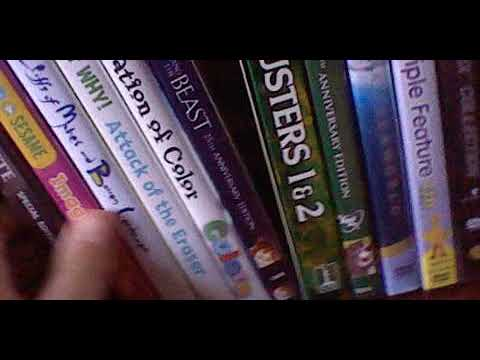 Cleaning your DVD Player @ Mom's House