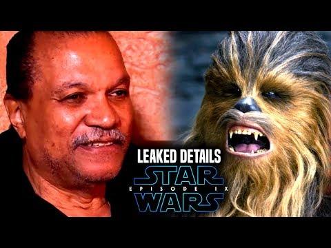 Star Wars Episode 9 Leaked Details & More! (Star Wars News)