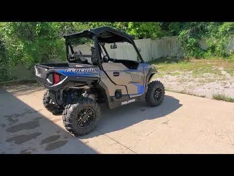 2019 Polaris General Deluxe at Bartlesville Cycle Sports in Bartlesville, OK