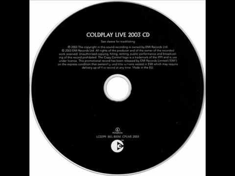 Coldplay - 01 Politik (Live 2003)