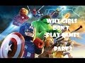 Lego Marvel Super Heroes- Why GIRLS don't play games!!! Episode 2