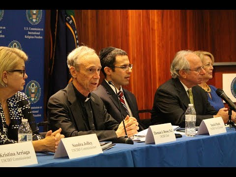 Launch of USCIRF's 2017 Annual Report