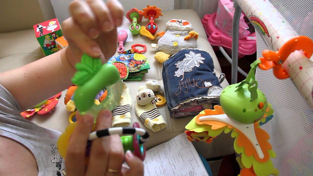 Пирамидка своими руками - делаем развивающие игрушки для детей
