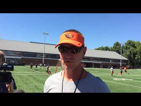 Gary Andersen preview Minnesota, reviews fall camp