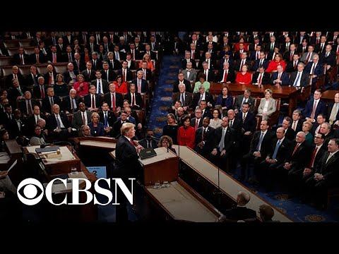Analysis of Trump's State of the Union, Democratic response Mp3
