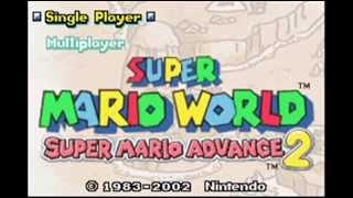 Super Mario World: Super Mario Advance 2 - Ghost House BSO