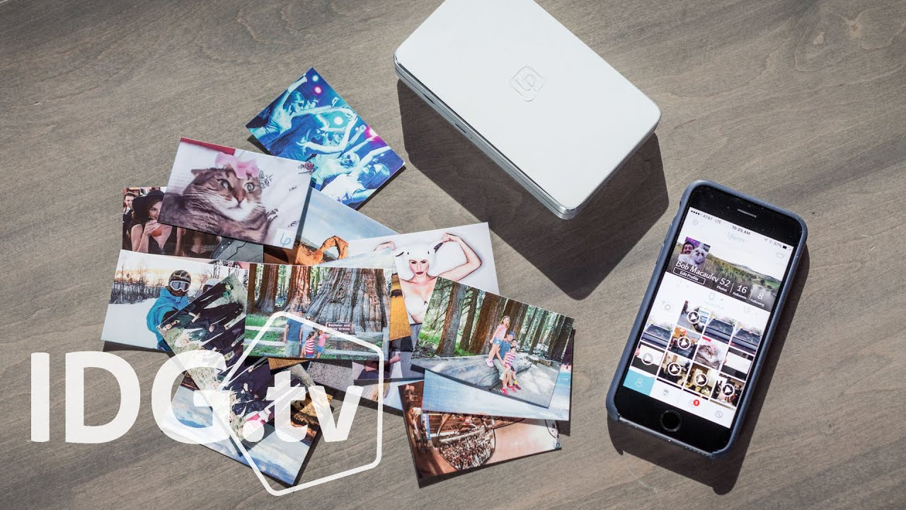 First Look: LifePrint Augmented Reality Photo Printer for iPhone