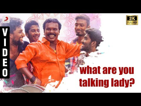 Vairii - What Are You Talking Lady? Promotional Video | Anthony Daasan