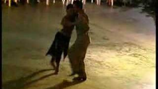 Geraldine y Javier - Milonga de mis amores (2003)