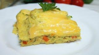 Быстрый Завтрак в микроволновке - легко, вкусно и полезно