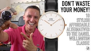 Before You Buy A Daniel Wellington! - 10 Better & Affordable Bauhaus Style Dress Watches $50 to $2k thumbnail