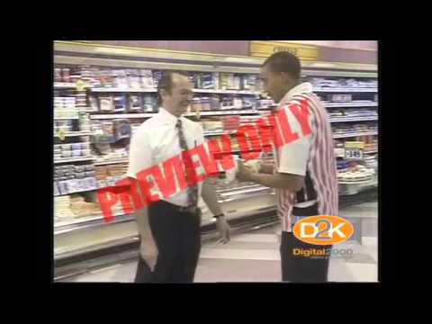 Grocery Store Safety Orientation Video
