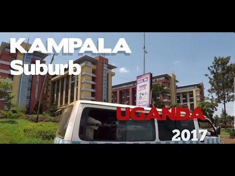 Kampala Suburb 2017-Uganda