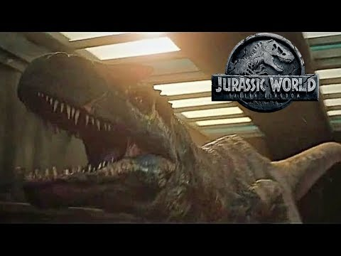 The Allosaurus - Most Underused Dinosaur In Jurassic World: Fallen Kingdom | A Look Back