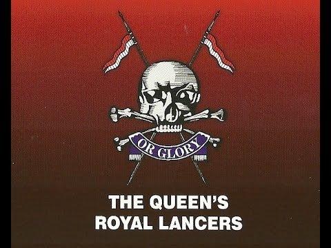 A Sqn  Queens Royal Lancers Bosnia 1998