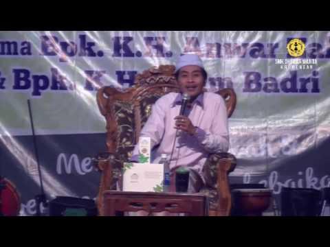 Pengajian LUCU KH Anwar Zahid di Desa Plandi 01 Juli 2017