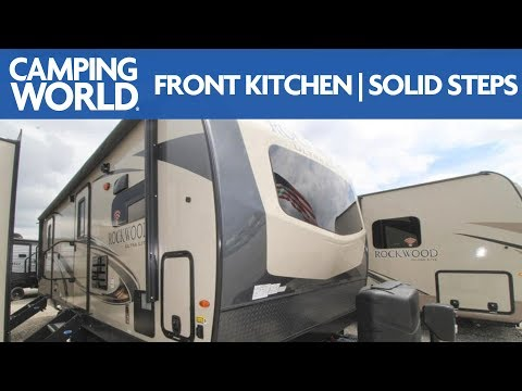 2019 Forest River Rockwood 2608SB | Travel Trailer - RV Review: Camping World