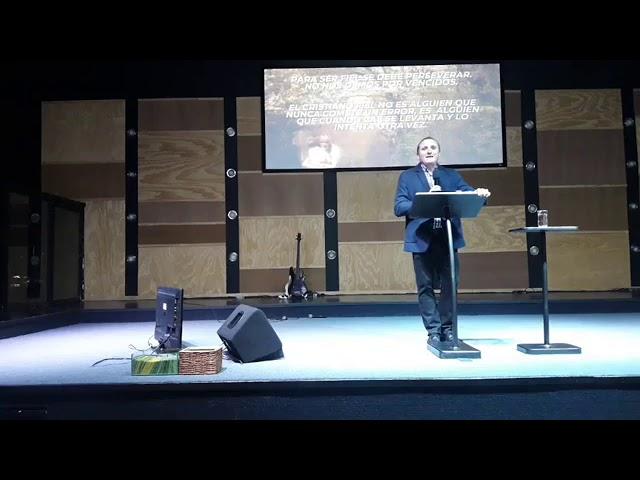Nuestra conducta Cristiana: Fe, mansedumbre, templanza  - Pastor Diego Touzet