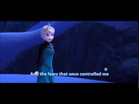 Let It Go (Karaoke with Lyrics on Screen) [As Done by Idina Menzel] (From