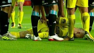 Video: Así fue la lesión de Benedetto