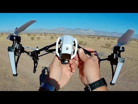 WLToys Q333-A FPV DJI Inspire Clone Flight Test Review