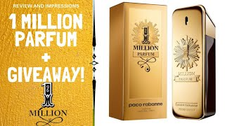 Paco Rabanne 1 Million Parfum | Mens Fragrance Review